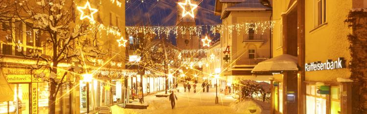 4 Sterne Hotel Der Waldhof in Zell am See - Winter Advent
